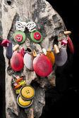 Handcrafted jewelry handmade — Stock Photo
