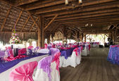 Wedding at the beach in Ecuador — Stock Photo