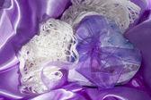 Elegant Wedding favors — Stock Photo
