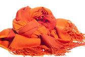 шарф женщины — Стоковое фото
