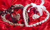 Corazón elegante — Foto de Stock