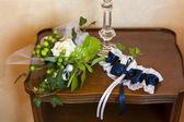 婚宴房 — 图库照片