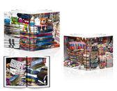 Ecuadoor book — Stock Photo