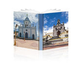 Ecuador churches — Stock Photo