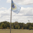 South dakota state flagga — Stockfoto