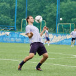 Football ( soccer ) training / футбольная тренировка — Stock fotografie