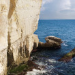 Rosh HaNikra cliff — Stock Photo