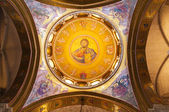 Church of the Holy Sepulcher. Christ Pantocrator — Stock Photo