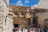 Church of the Holy Sepulcher — Foto Stock