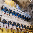 Church of the Holy Sepulchre. Interior — Stock Photo