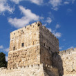 Jerusalem. Jaffa Gate of the Old City — Stock Photo