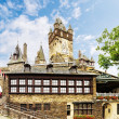 Reichsburg Cochem — Stock Photo