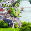 Skagerak-Brücke, Cochem, German — Stock Photo #32075861