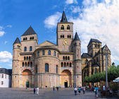 The Cathedral of Trier, Germany — Stock Photo