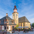 Hauptwache and St. Catherine's Church. — Stock Photo #32905919
