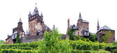 Cochem Castle — Stock Photo