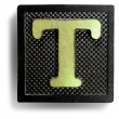 Photograph of Game Tile Letter T — Stock fotografie