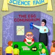 Illustration of Science Fair — Stock Photo #29376521