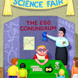 Illustration of Science Fair — Stock Photo