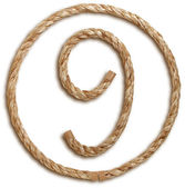 Photograph of Rope Number 9 — Stock Photo