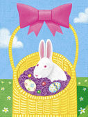 Illustration of Easter — Stock Photo