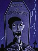 Illustration of Halloween — Stock Photo