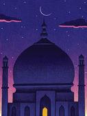 Illustration of Ramadan — Stock Photo