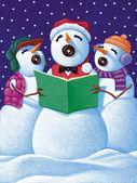 Illustration of Christmas — Stock Photo