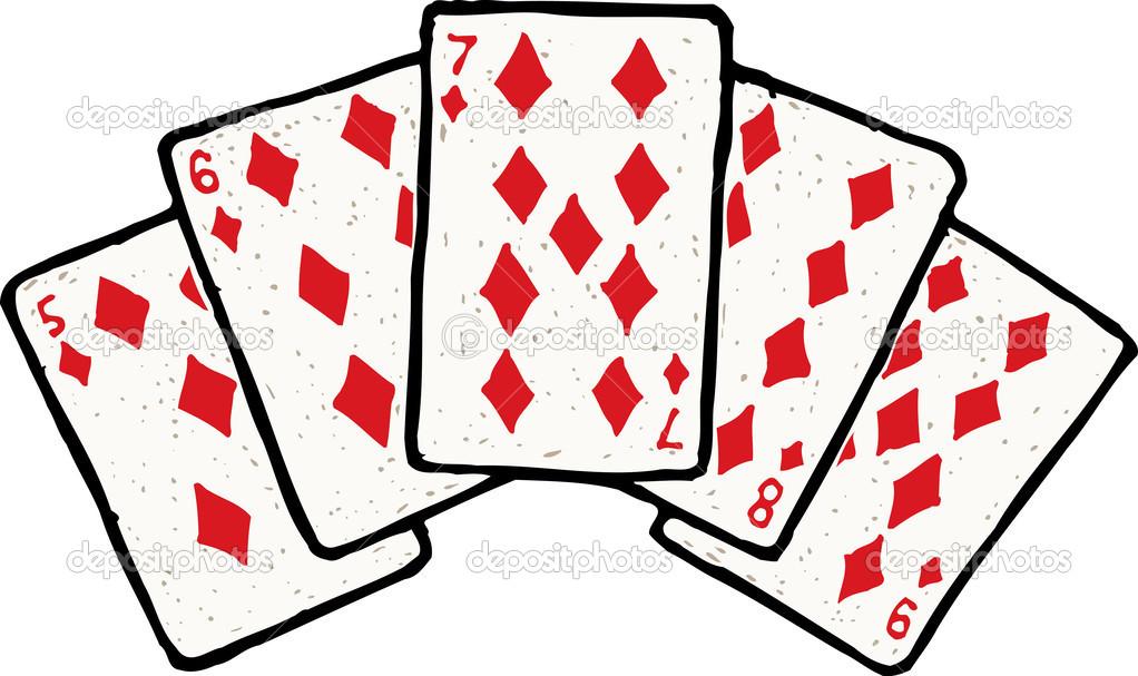 Poker rules straight vs flush