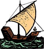 Ilustração de jason — Vetor de Stock