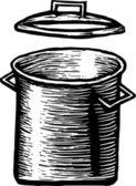 Illustration of Kettle — Stock Vector