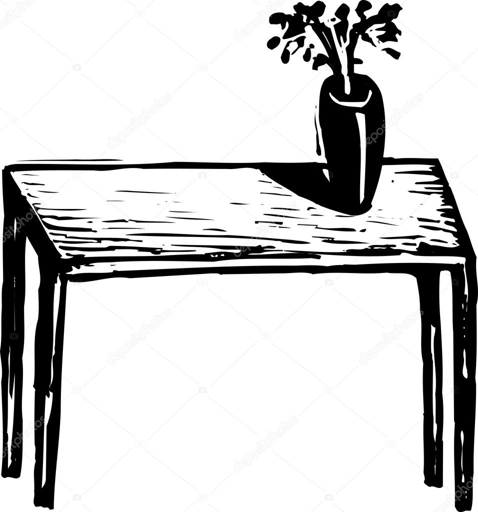 Picnic table clipart black and white clipart panda free - Table Clipart Black And White Clipart Panda Free