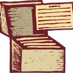 Illustration of Recipes — Stock Vector #30501147