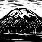 Mount Rainier — Stock Vector #30502099