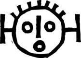 Vector Illustration of Schematic Symbol — Stock Vector