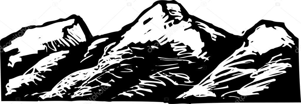 rocky mountain vector wwwpixsharkcom images