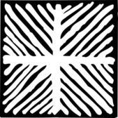 Vector Illustration Pattern Tile — Stock Vector