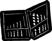 Drill Bits — Stock Vector