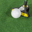 Golf Putter Angle — Stock Photo #28604339