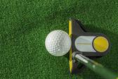 Golf Putter Top — Stock Photo