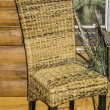 Wicker Chair — Photo