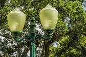 Vintage Lamp Post — Stock Photo