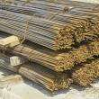 Rebar Bundles 4 — Stock Photo