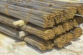Rebar Bundles 4 — Stock Photo