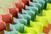 Colorful Paper 2 — Stock Photo