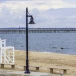 Lifeguard Stand — Stock Photo
