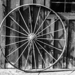 Wagon Wheel Background — Stock Photo #32759145
