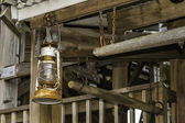 Vintage Gas Lantern — 图库照片
