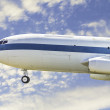 Commerical Airplane — Stock Photo