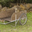 Pull Cart Wagon — Stock Photo